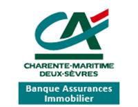 Crédit Agricole Charente-Maritime Deux-Sèvres (logo)